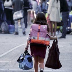 10 съвета за ученическата чанта и гърба на детето