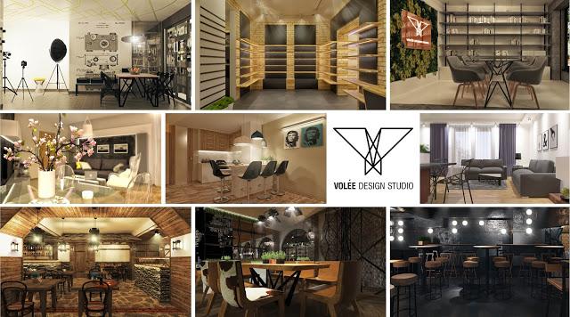 Volée Design Studio – дързък полет в пространството на интериора