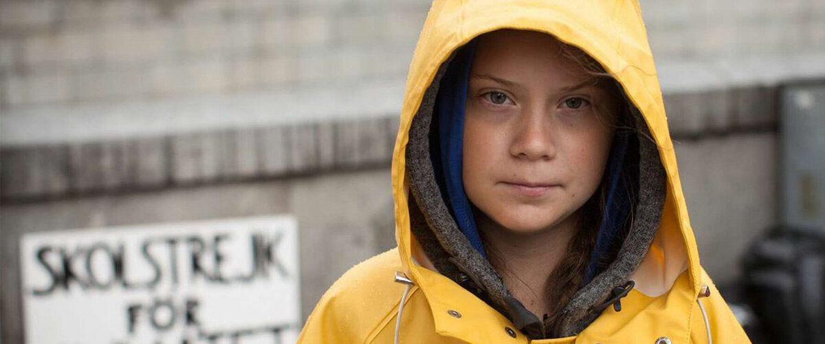Анти или супергерой е шведската екоактивистка Грета Тунберг?