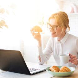 Как да се храним здравословно, докато сме home office?
