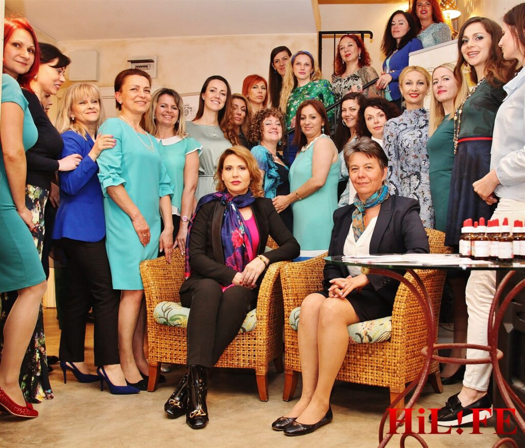 """Менторска програма, """"Арена на дамският бизнес"""""""