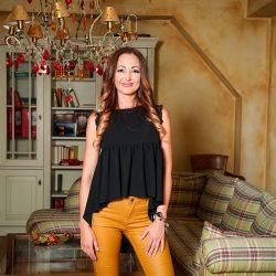 Вероника Илиева, интериорен дизайнер: Родени сме да бъдем цветни и да красим този свят